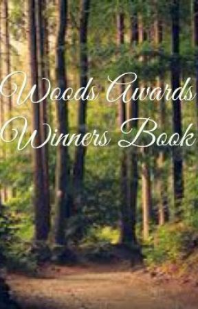 Woods Awards Winners Book by WoodsAwards