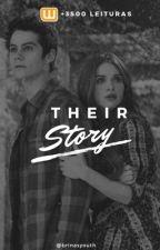 their story • stydia | HIATUS by shelleyxmalia