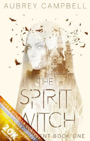The Spirit Witch  | Bewitchment #1 by ACampbellAuthor