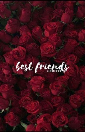 best friend's ♡ ksimon/minizerk by a-stronomy
