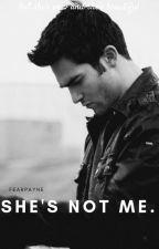 ❛ She's not me ❜ || Sterek AU. by fearpayne