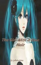 The Girl With A Blue Hair by justcallmekikay