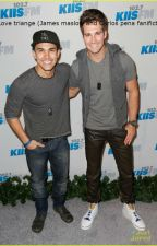 Love triangle (James Maslow and Carlos Pena fanfiction) by RockyDaylineRusher