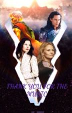 THANK YOU FOR THE MUSIC | L. LAUFEYSON | T. ODINSON 👑{COMING SOON} by Teen_Fangirl02