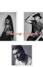 The Sexy Triangle || Keith Powers by Nialovebug18