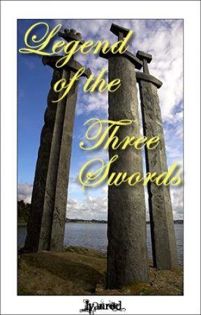 Legend of three swords (Estreno postergado.) by LyanRod