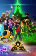 Zak Storm: Super Pirate What If by Star_OfTheShow