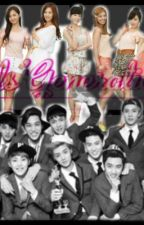 EXO COUPLES by ExoShidaeLover09