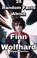 25 Random Facts About Finn Wolfhard | ✔️ by _ShippersFanfics_
