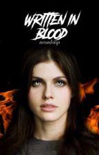 Written in Blood by neonloop