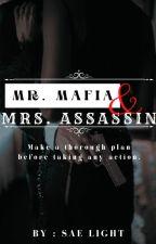 Miss Assassin & Mr.Mafia by Whitey_00