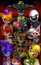 FNAF zodiacs by Bianca_BellaBell