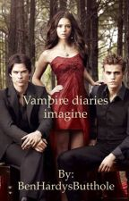 The Vampire Diaries GIF Imagines by BenHardysButthole