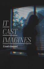 It cast imagines by sleepyhazzel