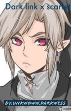 dark LINK x  scarlet by sketchedscars