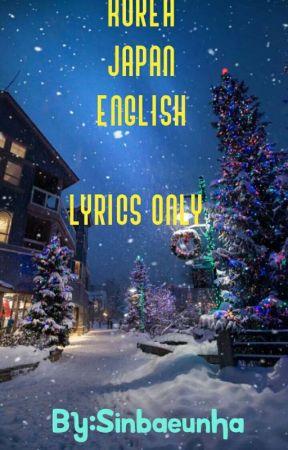 Lirik Lagu K J Crystal Snow Bts Wattpad