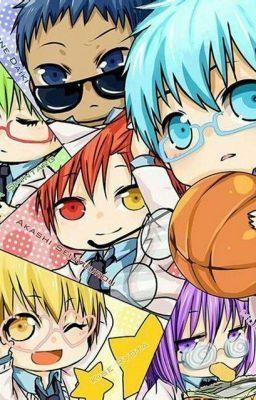Kuroko no Har..Basket Doujinshi
