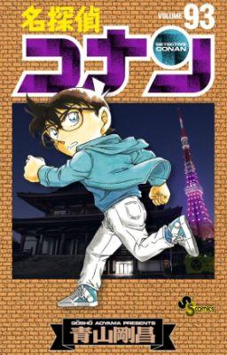 Đọc truyện Conan tập 93