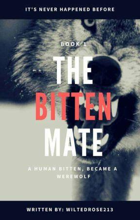 The Bitten Mate (BXB) by wiltedrose213
