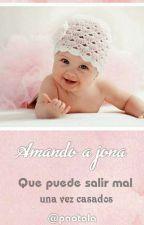 Amando a Jona (+18) by paotala