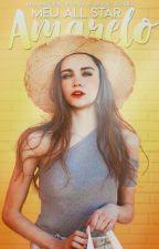 Meu all star amarelo by bea_ah