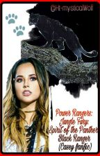 Power Rangers Jungle Fury: Spirit of the Panther: Black Ranger (Casey FanFic) by HaileyTorres831