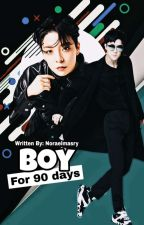 Boy For 90 Days by NoraElmasry