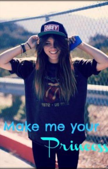 Make me your Princess by SioPauPau