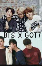 BTS x GOT7 Smut/Fluff Book by SarcasticallySaying