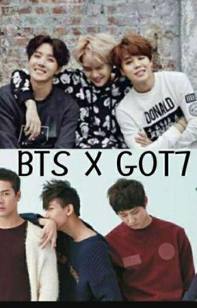 BTS x GOT7 Smut Book by SarcasticallySaying