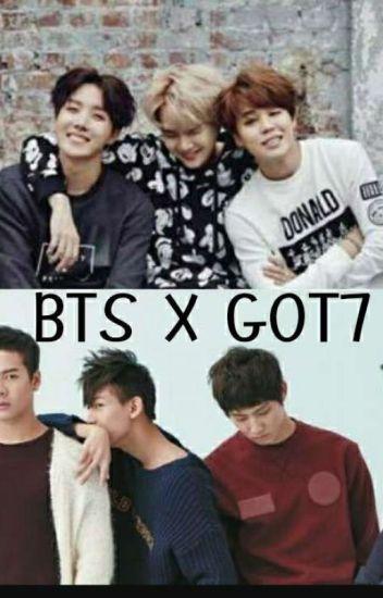 BTS x GOT7 Smut Book