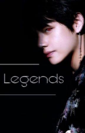 「Legends」 →  kth | jjk by raspberrytae