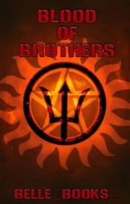 Blood Brothers        (Supernatural/Percy Jackson Crossover) by Belle_books_