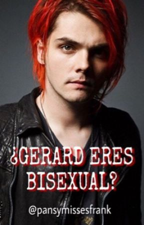 ¿Gerard eres bisexual?                                            [Frerard] by pansymissesfrank