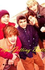 Keeps Getting Better (1D FanFiction) by Dirty_Angel97