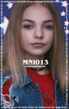 My Name is 013  |  Stranger Things | Book One by MakennaMalfoyMM