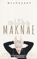 Milky Maknae [ Sehun Exo ] by micheyeol