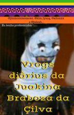 Vrogs Diârius da  Juakina Braboza da Çilva by Alionxx