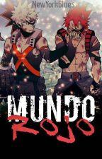 Mundo Rojo [KiriBaku] - BNHA by newyorkblues