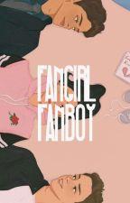 Fangirl ✘ Fanboy by _vya248