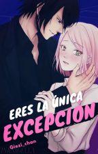 Eres la única excepción. by Giezi_chan