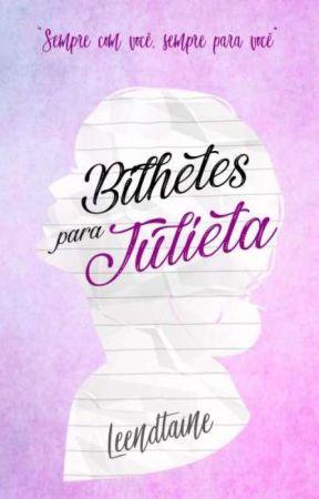 Bilhetes para Julieta by Leendtaine