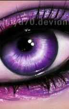 The Purple-eyed Girl (Elijah Mikaelson) by OriginalMikaelsonFan