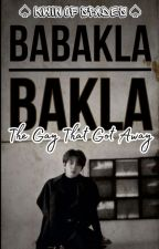 Babakla-bakla: The Gay that Got Away   Jeon Wonwoo by kwinfspades