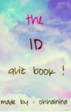 the 1D Quiz Book! :) by ohhainina