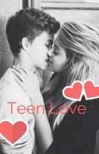 Teen Love by melodieboisseau