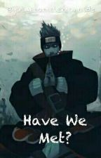 Have we met? (Kisame x reader: Modern) by Awesomelemonaids