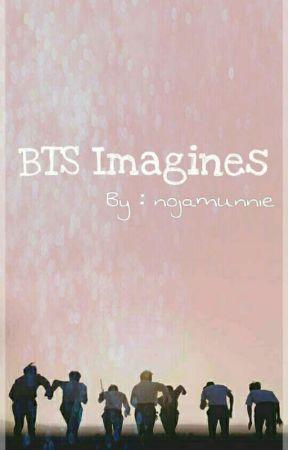 BTS Imagines by nojamunnie