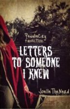 PewdieCry - Letters to someone I knew. by JoelleTheNerd
