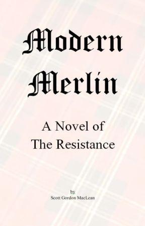 Modern Merlin by ScottGordonMacLean